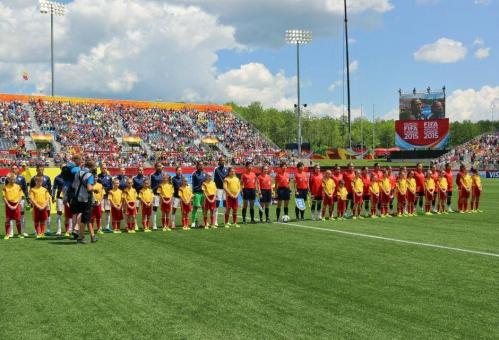 FRANCE - France-Colombie (3) les 2 équipes.jpg