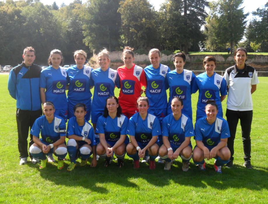 CHAMOIS NIORTAIS FC - DH Féminines - 2015-16 (2).jpg