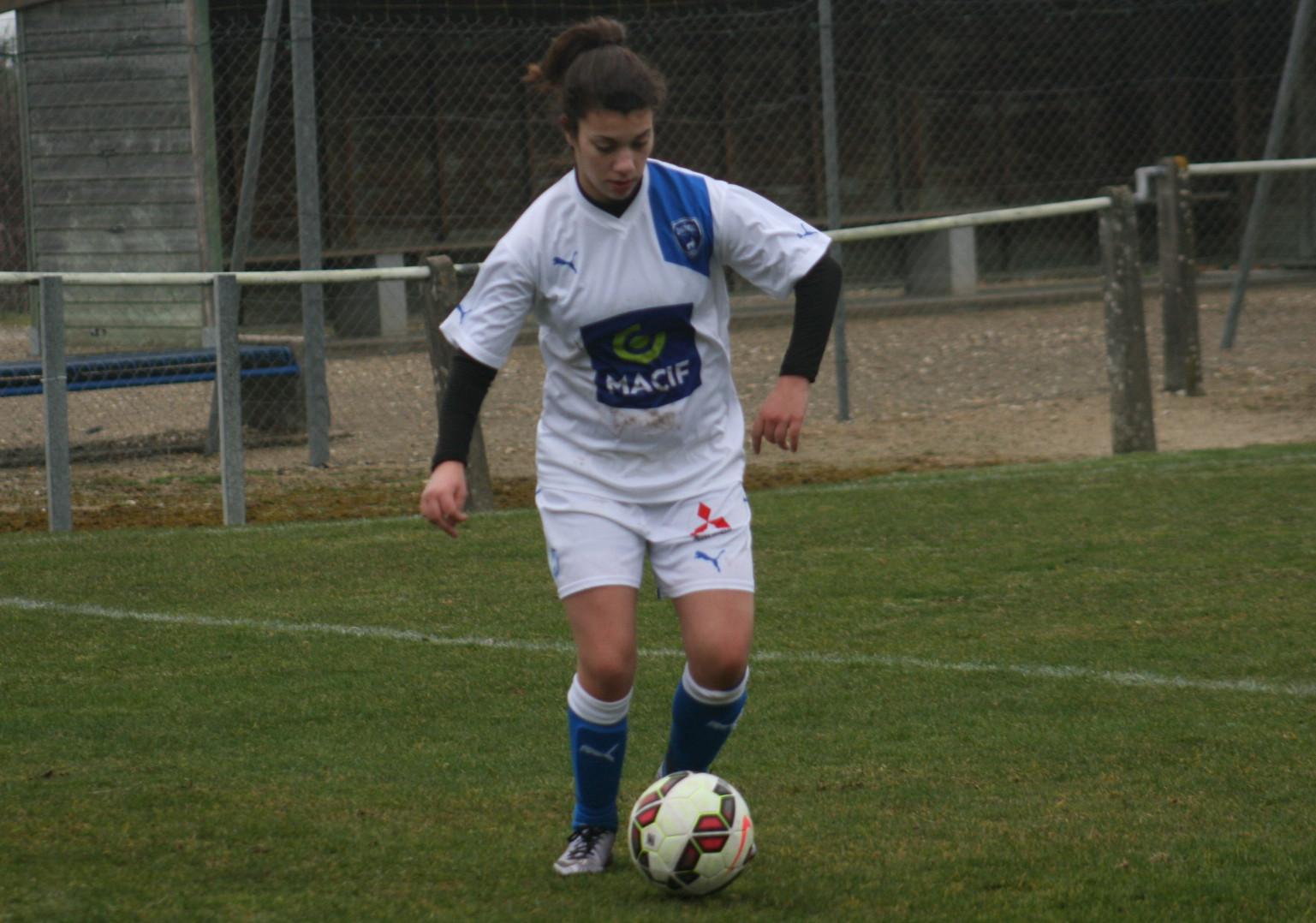 MARSAULT Cindie - Chamois Niortais FC.jpg