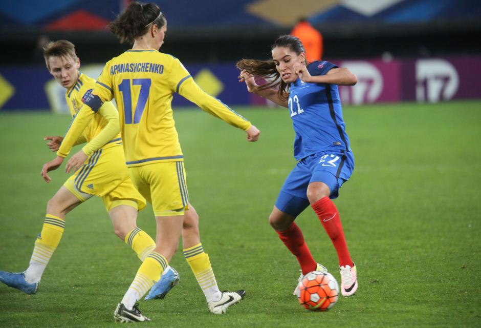 France-Ukraine (1) Amel Majri.jpg