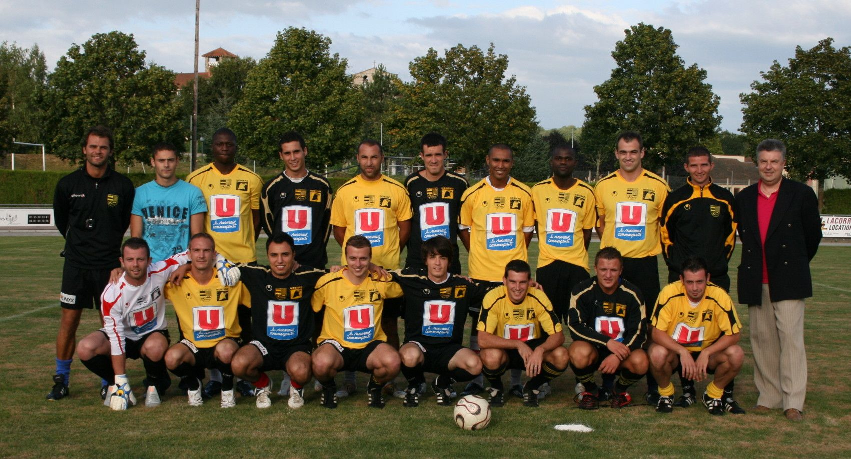 Cs Feytiat Tout Sur Le Football En Limousin