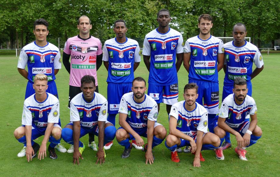 LIMOGES FC - N3 - 2018-19.JPG