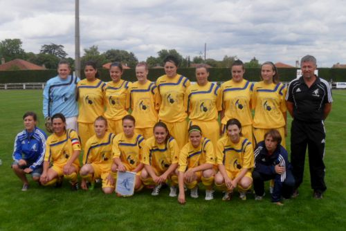 Coupe du centre ouest feminine saison 2010 11 tout sur le football en limousin - Coupe du centre football ...