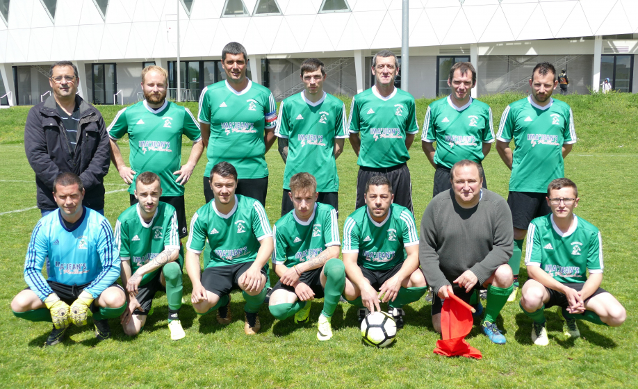 FC SAINT-GEORGES-LES-LANDES