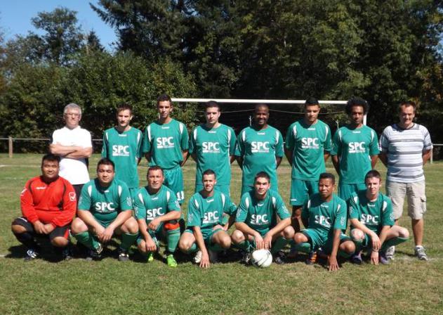 AS Bonnac-la-Côte - saison 2013-14