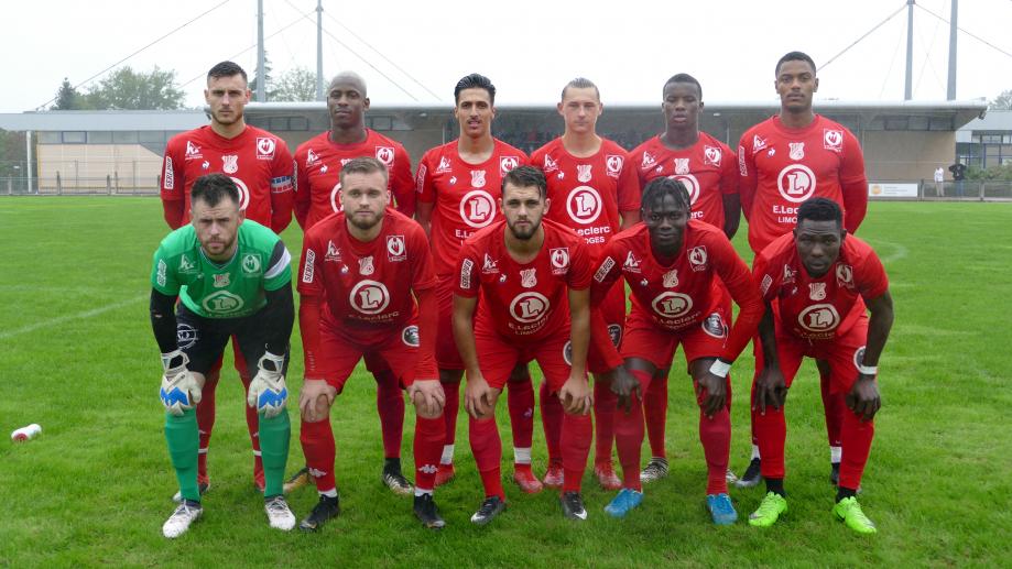 LIMOGES FC - R1 - 2019-20