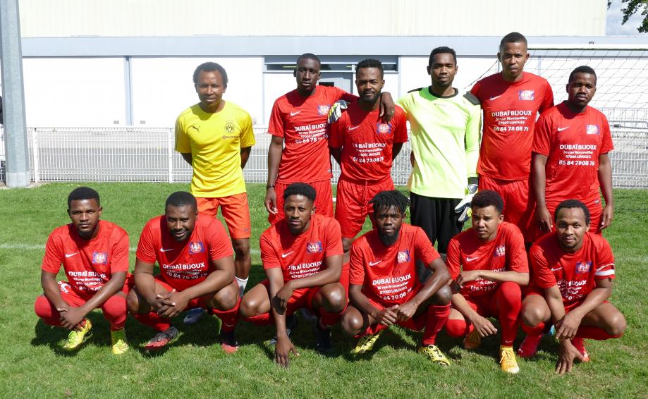 MAYOTTE FC LIMOGES