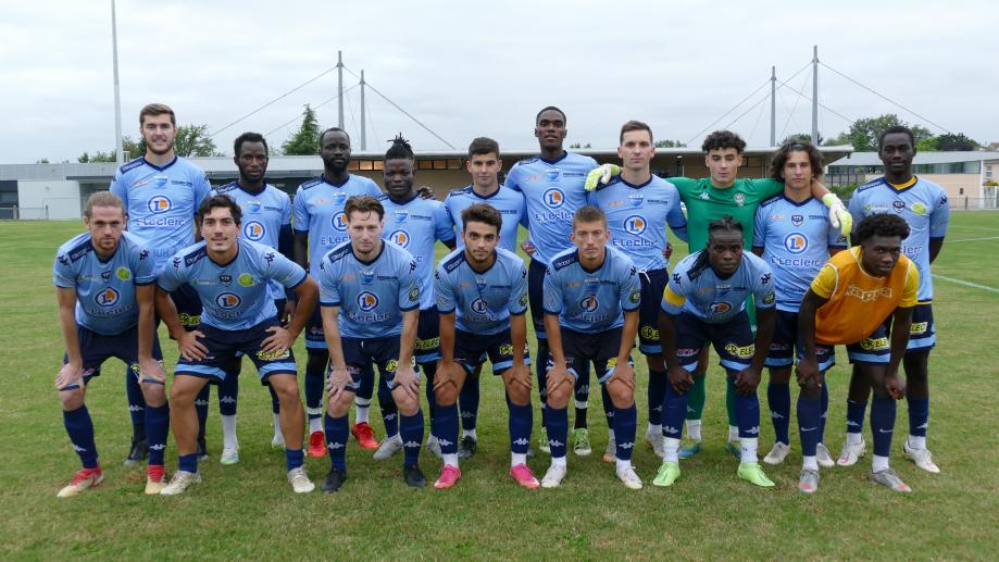 TRELISSAC ANTONNE FC (B)