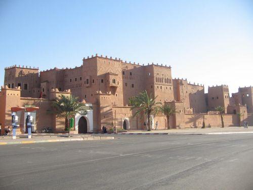 La kasbah de Ouarzazate