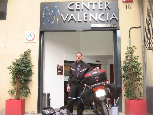 hostel Valencia