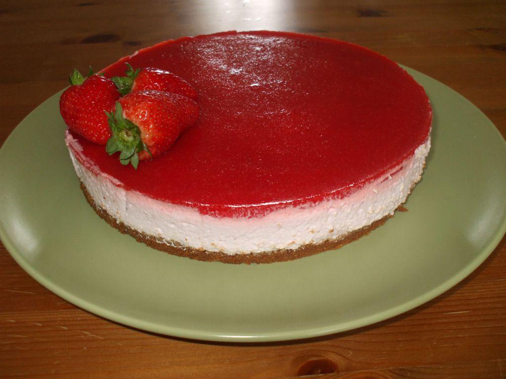 Bavarois aux fraises et sp culoos recettes de cuisine for Miroir aux fraises