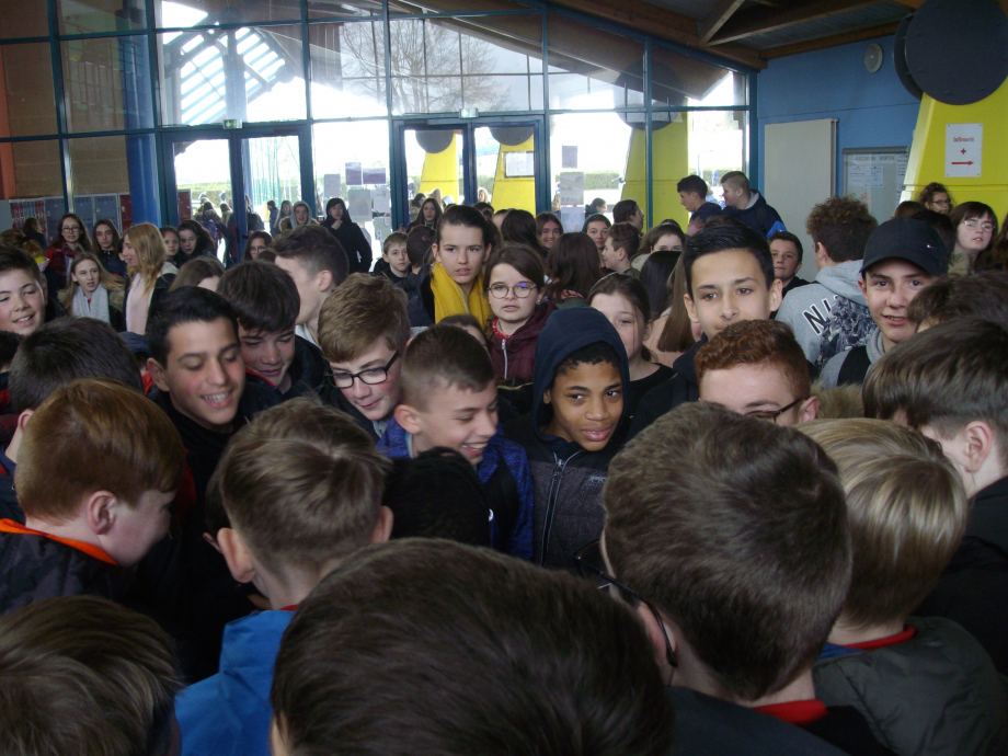 Visite du collège F.Buisson