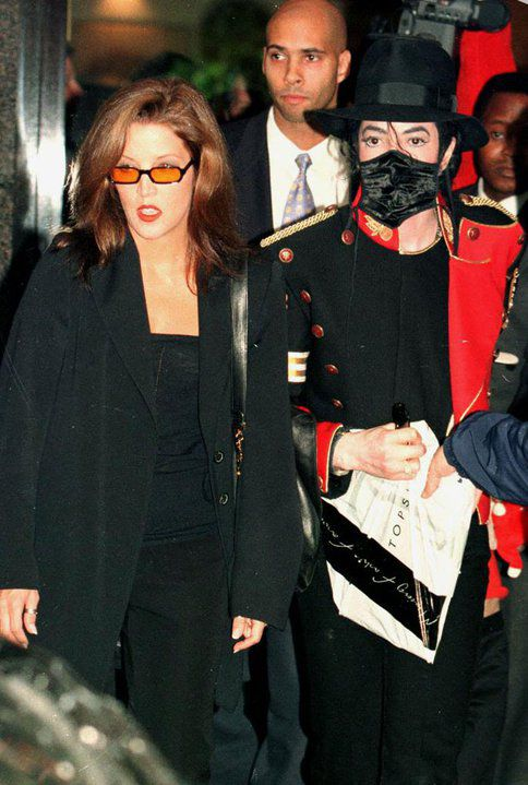 Michael et Lisa