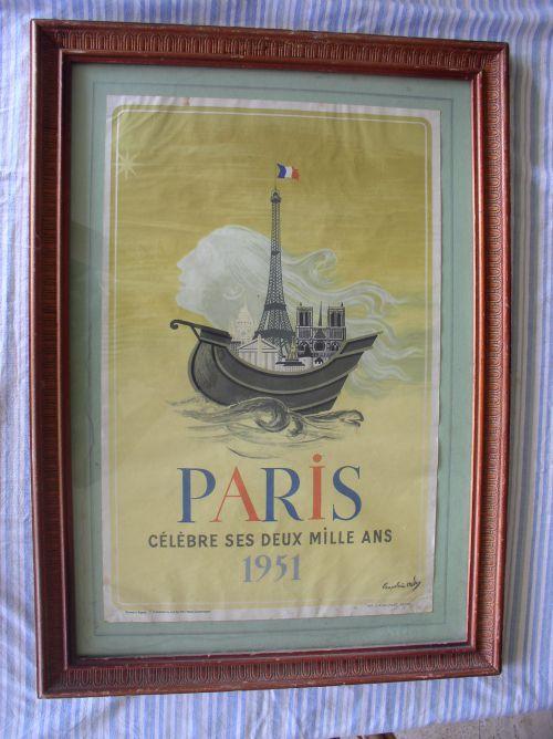 Chapelain Midy Paris 1951 250€