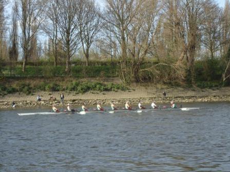 Cambridge second!