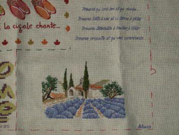 RR N°2... la Provence pour la Bougnate...