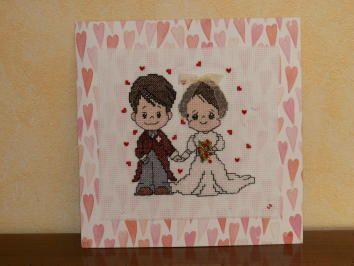 ¨Pour le mariage de mon Beau-frère....