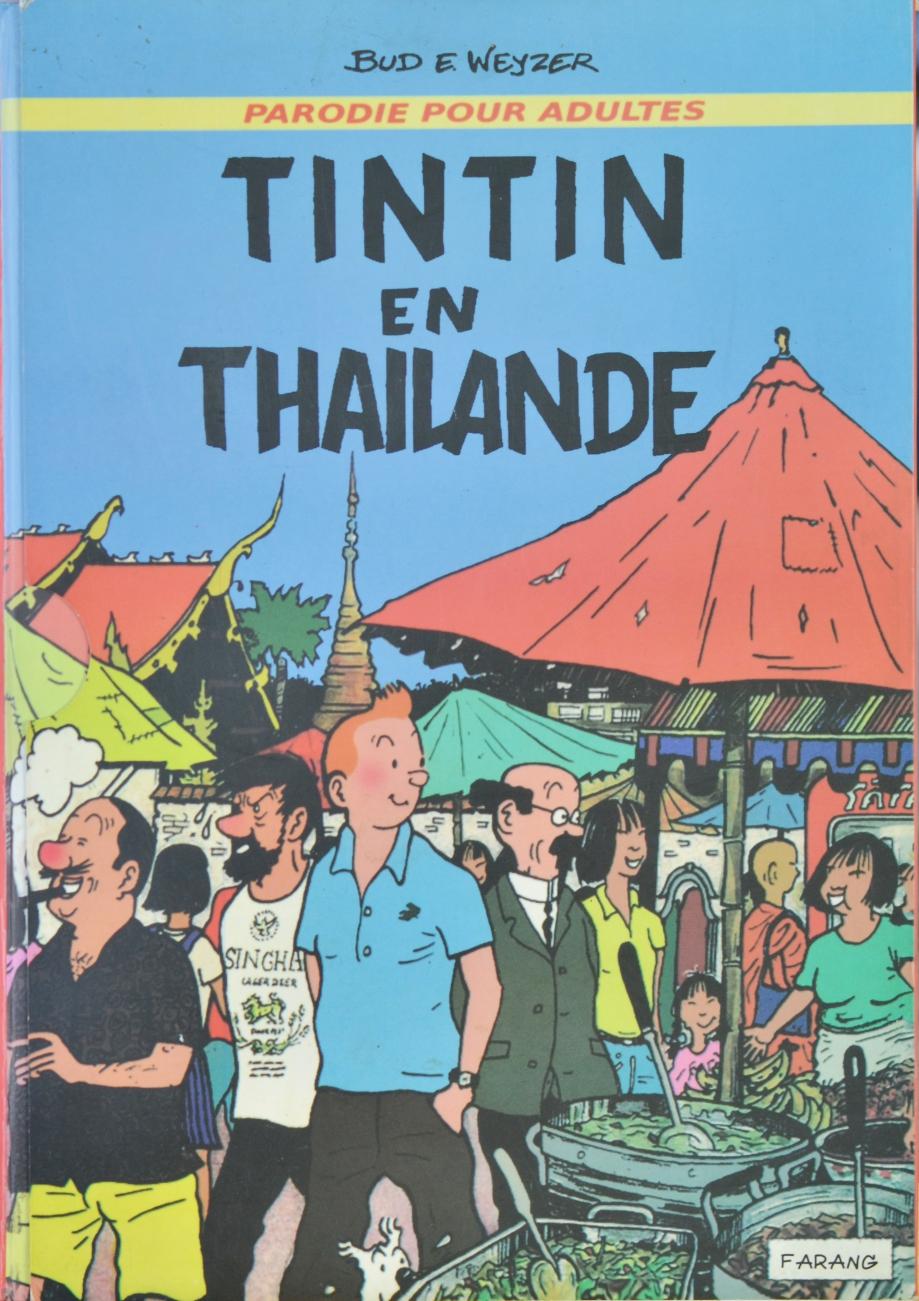 Tintin en Thailande 01.jpg