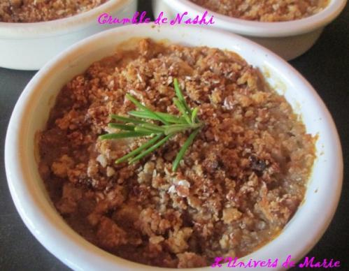 crumble de nashi (2).JPG