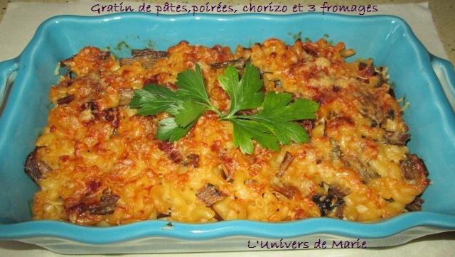 grat pâtes choriz blette roug (2).JPG