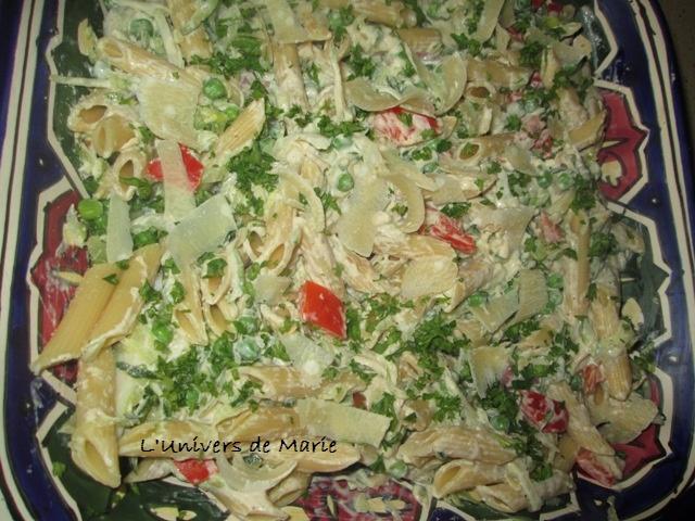 pâtes à la ricotta et lég d ete (2).JPG