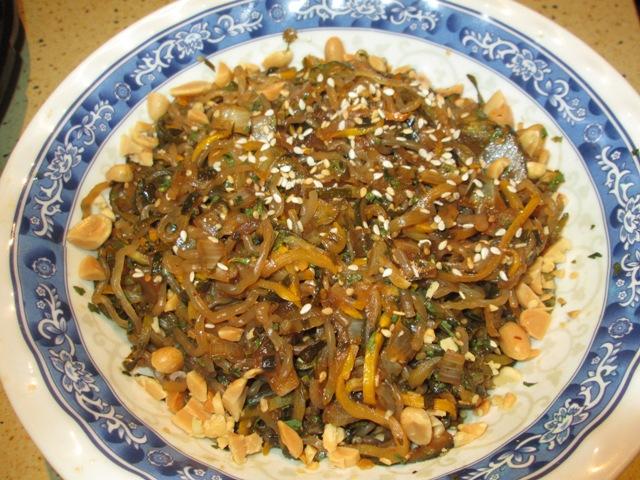 spaghettis de Konjac à la japonese (1).JPG