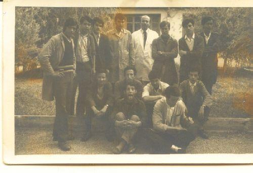 Classe  de  1 ère  TE .....  (1970--1971)....