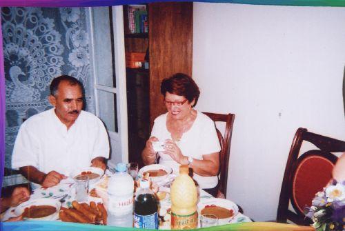 Un   repas   avec    notre   amie    SUZY