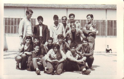 Classe    de    Terminale   ( TE )   1972