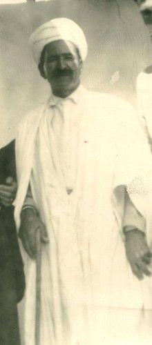 Mon  père   Nouacer  Ali   ben  Khellil