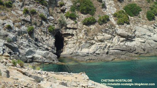 Grotte des  calanques