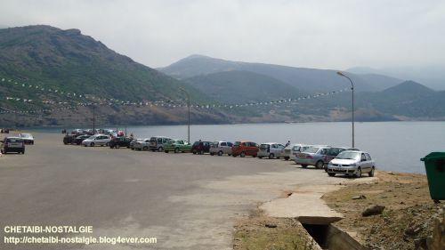 Parking Plage Baie  Ouest