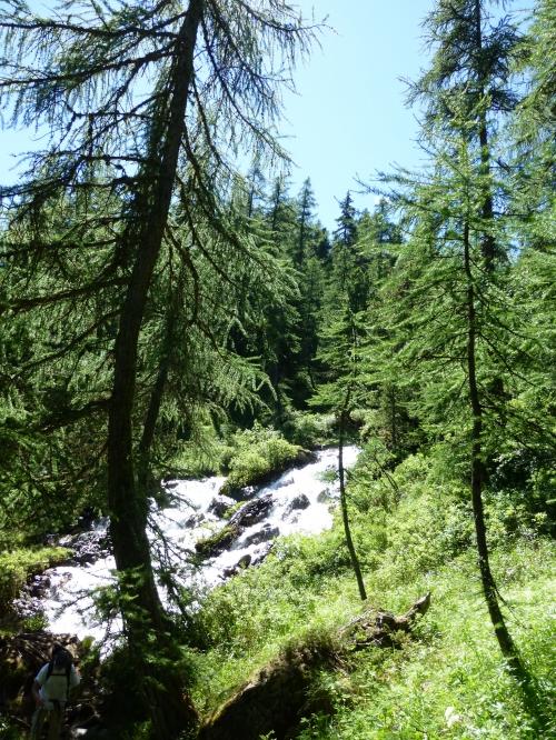 2014 08 01 Les lac Miroir et lac Sainte Anne Ceillac (5).JPG