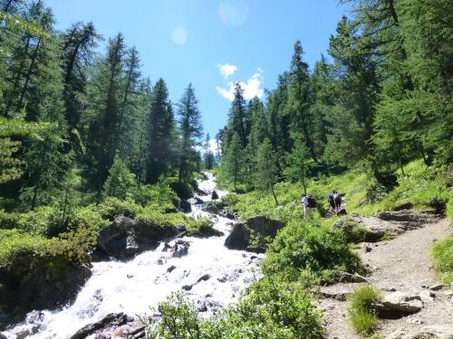 2014 08 01 Les lac Miroir et lac Sainte Anne Ceillac (6).JPG