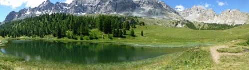 2014 08 01 Les lac Miroir et lac Sainte Anne Ceillac (11).JPG