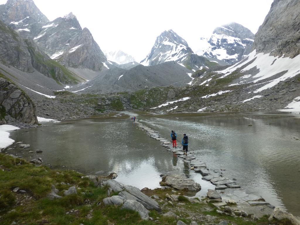Vanoise   Le Lac Des Vaches  Pralognan-la-vanoise  73