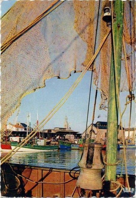 Port de Croix de Vie