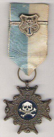 medaille marche de la mort