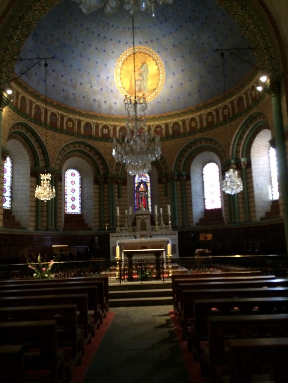 Eglise Romane de ST pierre de Blesle 1.JPG