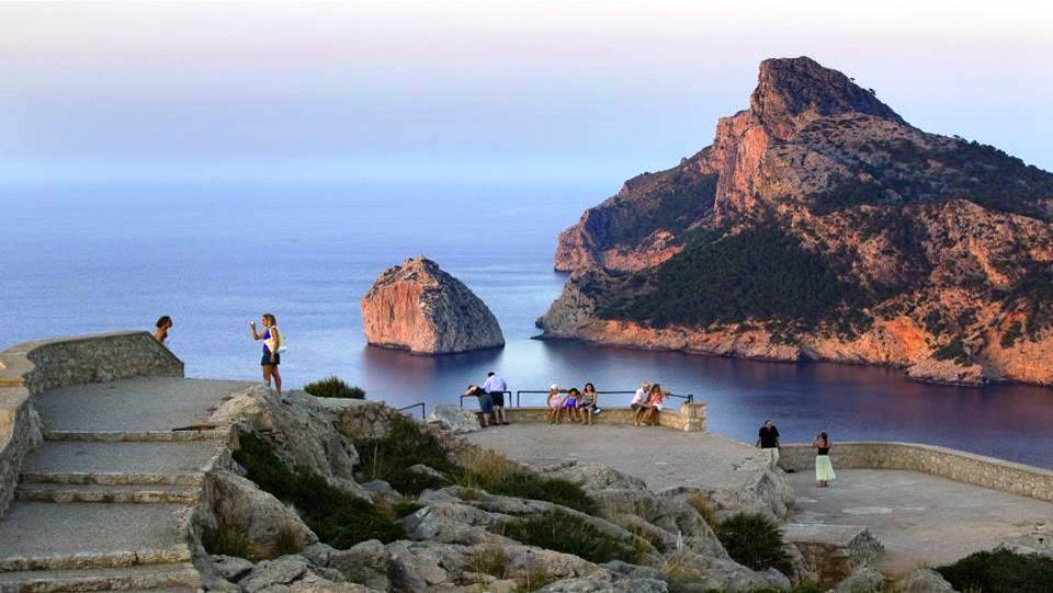 l\\\'île de Majorque