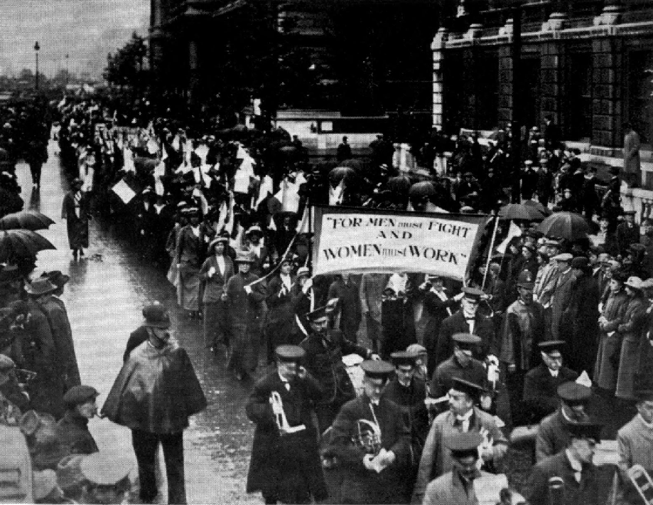 Manifestation de 40