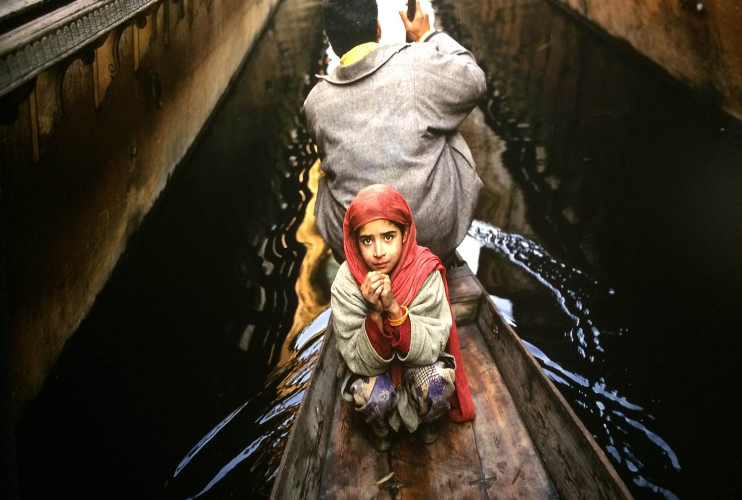 LE MONDE DE STEVE MC CURRY