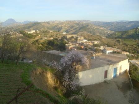 Village Aguemerth, vue générale