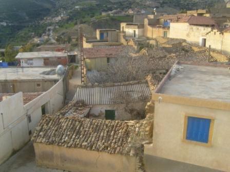 Village Aguemerth, un des quartiers