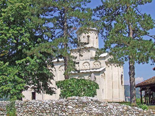 Eglise d'Arilje