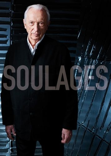 Pierre Soulages Exposition Beaubourg 2009