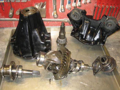 Triumph TR6 Joint Différentiel essieu arrière