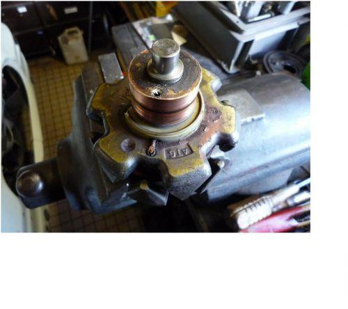 R paration d 39 un alternateur ds sm rotor coup le - Peut on casser un pel ...