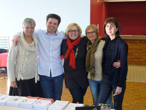 Salon du livre de Frans 2013