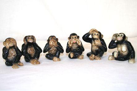 27 - la sagesse et son contraire ; un conseil, préférez la sagesse (boutique Musée Grévin Paris)